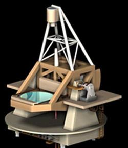 طرح بزرگترین تلسکوپ خورشیدی جهان -- رصدخانه خورشیدی ملی آمریکا