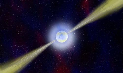 نمایی خیلی از مگنتار XTE J1810-197