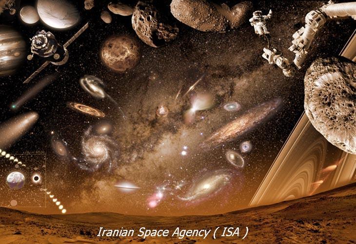آشنائی با اهداف و ماموریتها و اعضاء سازمان فضائی